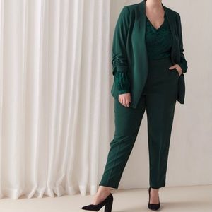 Tapered Ankle Pant- Addition Elle